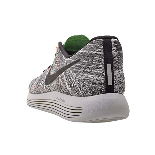 Nike , Baskets mode pour homme White / Bright Mango / Gamma Blue / Black
