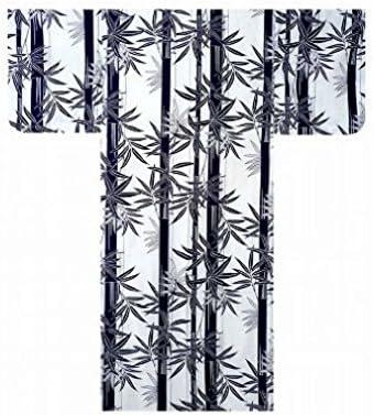 Authentische japanische Samurai/Geisha Yukata/luftig & kuehler Kimono - Bambus #766