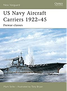 US Navy Aircraft Carriers, 1942-45: WWII-Built Ships (New