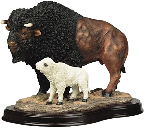 Buffalo Figurine - 9