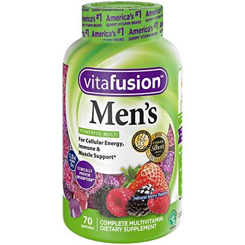 Vitafusion Men