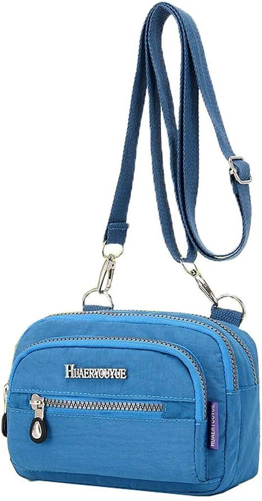 Nylon Handbag Crossbody Bag...