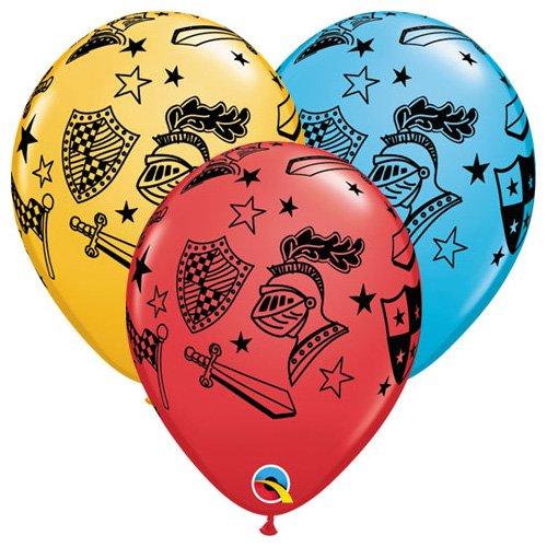 Qualatex Latex Balloons 44862-Q KNIGHT & ARMOR, 11