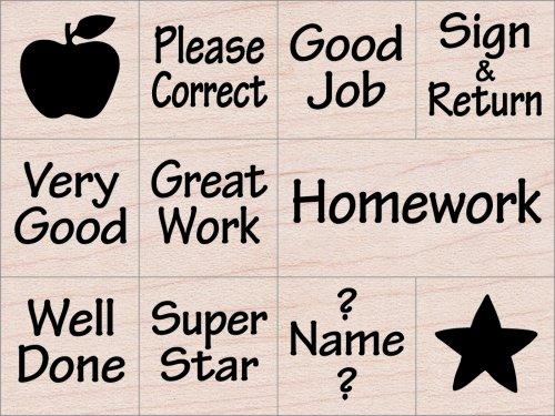 Teacher Wood - 8