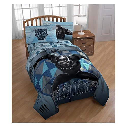 Party Pillowcase - Marvel Black Panther Pillow Case