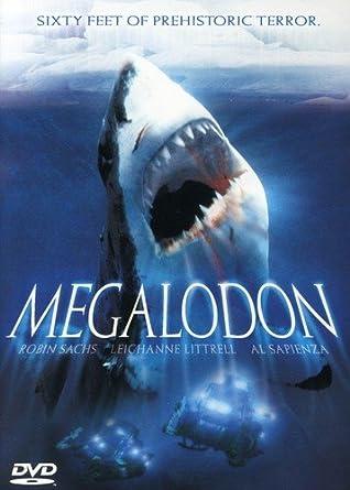 Amazon com: Megalodon: Leighanne Littrell, Robin Sachs, Al