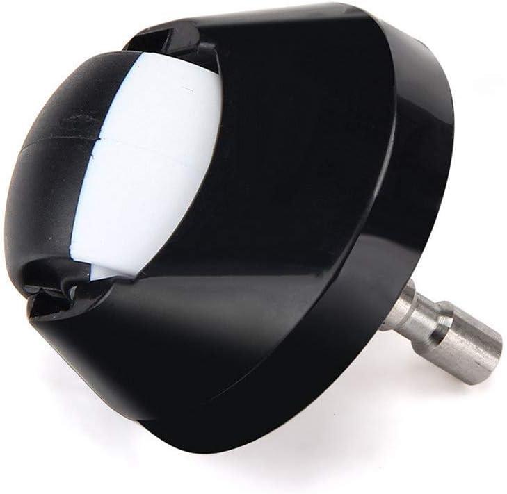Shentesel Front Wheel Caster Part for iRobot Roomba 500 600 700 800 Series Vacuum Cleaner - Black
