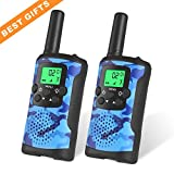 Walkie Talkies for Kids, Easy to Use Toys for 4-5