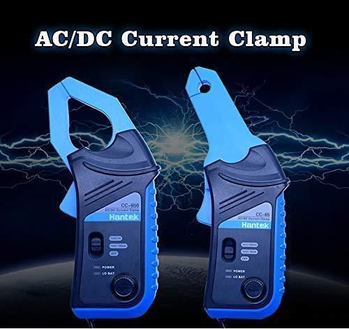 Oscilloscope AC/DC Current Clamp Probe CC-65 20KHz Bandwidth 1mV 65A with BNC Plug