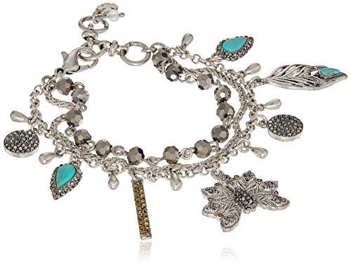 Lucky Brand Stranded Peacock Bracelet product image