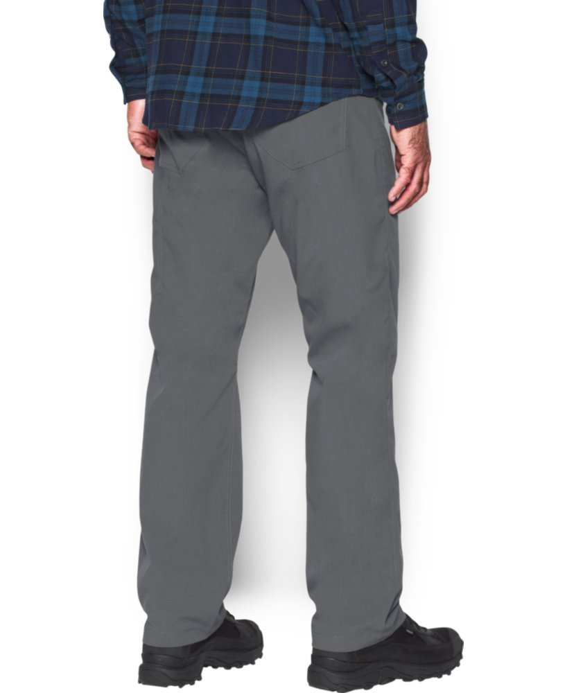 Under Armour Men's Storm Covert Tactical Pants, Graphite , 30/30 by Under Armour (Image #2)
