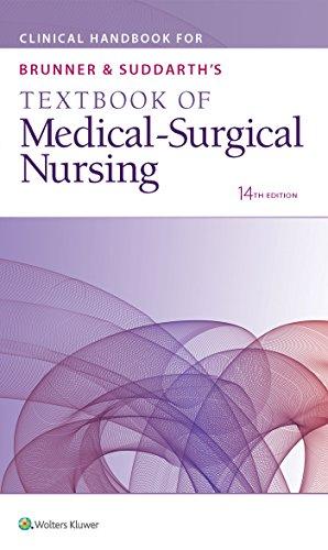 Clinical Handbook for Brunner & Suddarth's Textbook of Medical-Surgical Nursing - medicalbooks.filipinodoctors.org