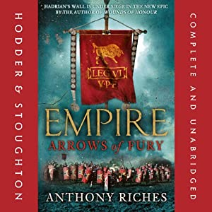 Arrows of Fury: Empire ll Audiobook