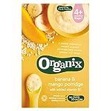 Organix Banana & Mango Porridge 120G - Pack of 2