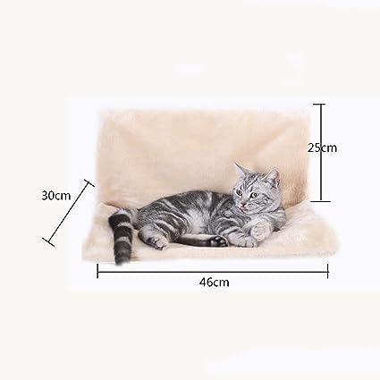 Cálido y acogedor cama para mascotas y gatos – fuerte y duradero hamaca colgante estilo cuna