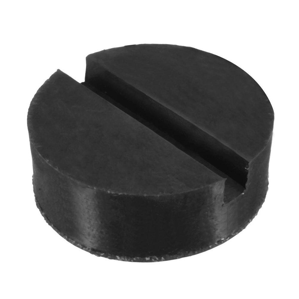 TS Trade Universal Floor Jack Pad Pad Adaptateur en caoutchouc pour Pinch Weld Side JackPad