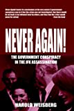 Never Again!, Harold Weisberg, 0980121302