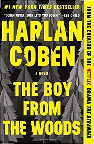 The Boy From The Woods Coben Harlan 9781538748206 Amazon Com Books