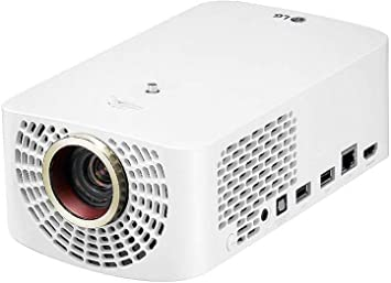 LG Largo 2.0 HF60LS CineBeam mobiler Cine en casa DLP-Projektor1400 Lumen (1920x1080 Full HD, Bluetooth, SmartTV, WLAN): Amazon.es: Electrónica