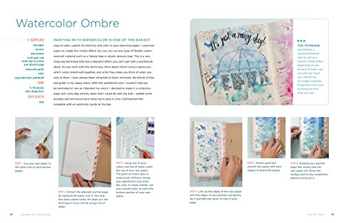 Journal Me Organized: The Complete Guide to Practical and Creative Planning by Get Creative 6 (Image #7)