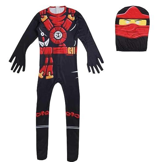 QYS Traje de Fiesta de Disfraces de Halloween para niños ...