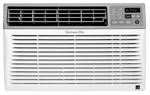 Kenmore Smart 04277187 Room Air Conditioner Works with Amazon Alexa, 18,000 BTU, White