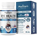 Best Vision Supplements - Areds 2 Eye Vitamins [Clinically Proven] Lutein Review