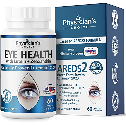Areds 2 Eye Vitamins [Clinically...