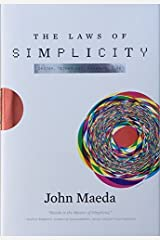 The Laws of Simplicity (Simplicity: Design, Technology, Business, Life) by John Maeda(2008-10-17) Hardcover