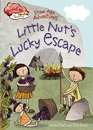 book cover of Little Nut\'s Lucky Escape