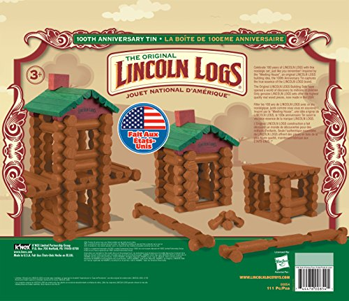The 8 best lincoln logs