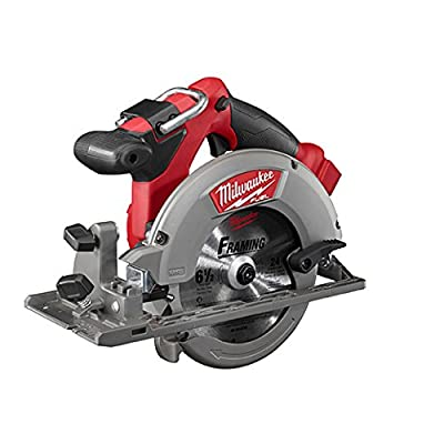 "Milwaukee 2730-20 M18 Fuel 6 1/2"" Circular Saw , Brushless (Tool Only) from Builders World Wholesale Distribution"