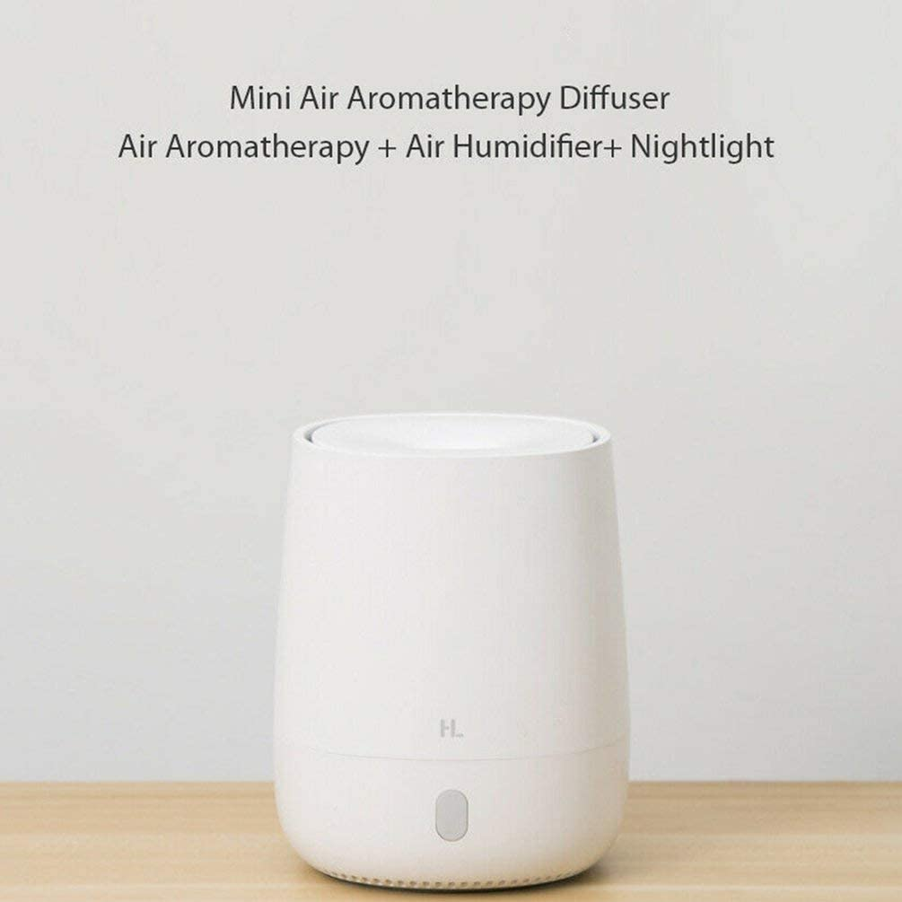 Xiaomi Mijia Youpin HL Portable USB Mini Air Aromatherapy Diffuser Humidifier Quiet Aroma Mist Maker 7 Light Color Home Office