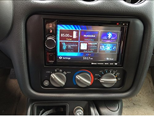51dmcDnT16L amazon com double din aftermarket stereo radio installation install