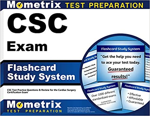Csc Exam Flashcard Study System Csc Test Practice Questions