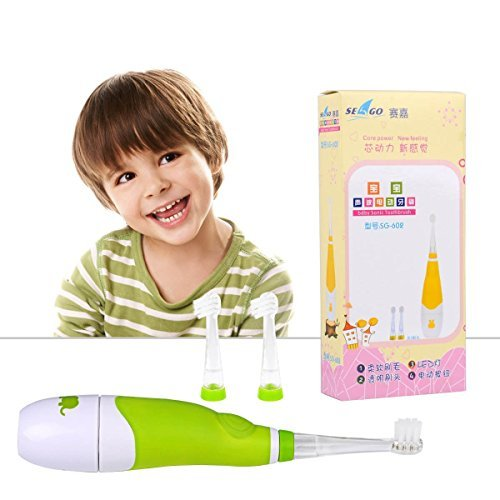 Electric Toothbrush Operated Waterproof Replaceable product image