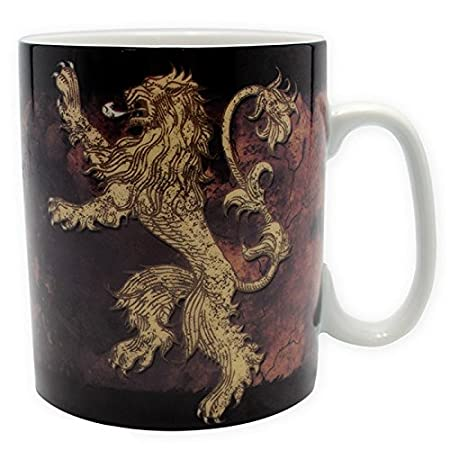Ml Abystyle Game Of Thrones 460 Mug Lannister N8nwm0vO