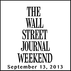 Weekend Journal 09-13-2013