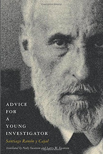 Advice for a Young Investigator (Mit Press)
