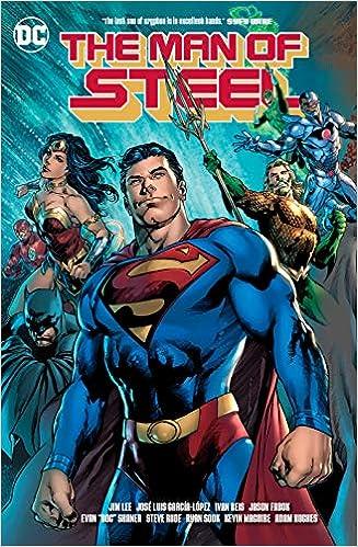 Amazon The Man Of Steel 9781401283483 Brian Michael Bendis