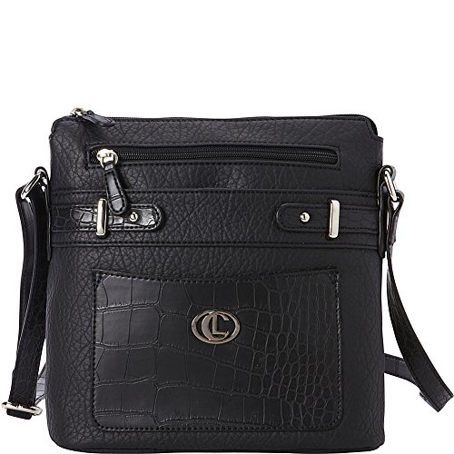 aurielle-carryland-croco-belting-north-south-crossbody-black