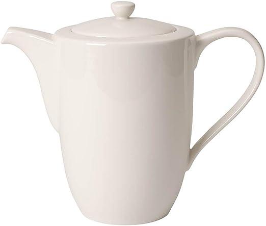 Villeroy & Boch For Me - Cafetera, 1,2 Litros, porcelana premium ...