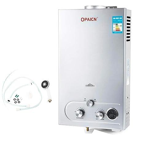 Amazon.com: Calefactor de agua caliente, 18 L, -4,8 GPM, 36 ...