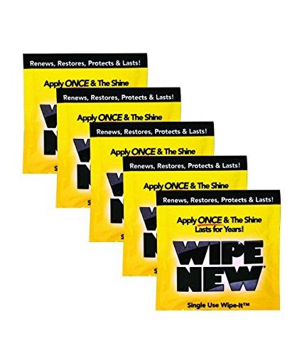 Rust-Oleum WI120YCASE Wipe New Professional Case 120PK