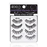 "Ardell""Best Of"" Glamour Variety Pack of False Eyelashes, 4 Pairs of Glamorous Fake Eyelashes"