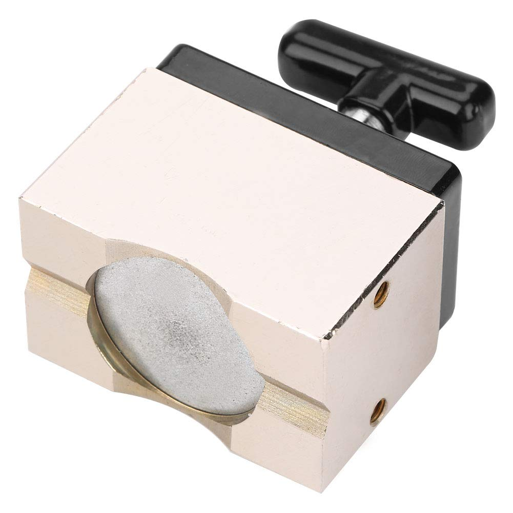 Switchable Welding Fixture 60kg NdFeB Switchable Welding Fixture Magnets Strong Square Magnetic Clamp weld kit Square Magnetic Clamp