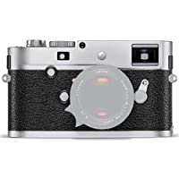 Leica M-P (Typ 240) Full-Frame Still and Video Camera, 24MP, 0.68x Magnification, 3 TFT Display, Silver Chrome Finish