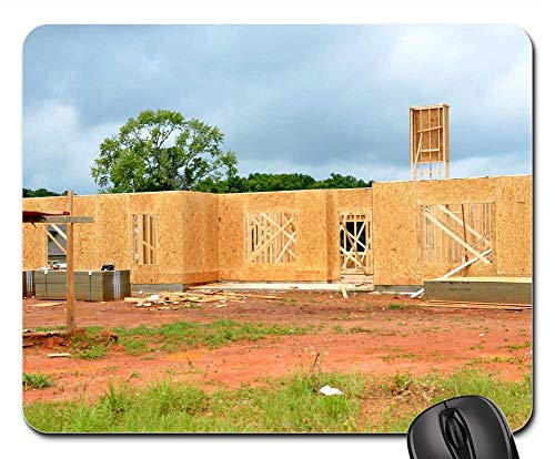 Mouse Pads - New Home Construction Build Architecture Industry 6