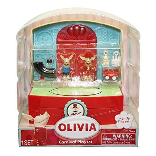Olivia - Carnival Play Set