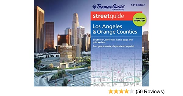 Thomas guide: socal thomas bros. Maps thomas guides & kmg street.